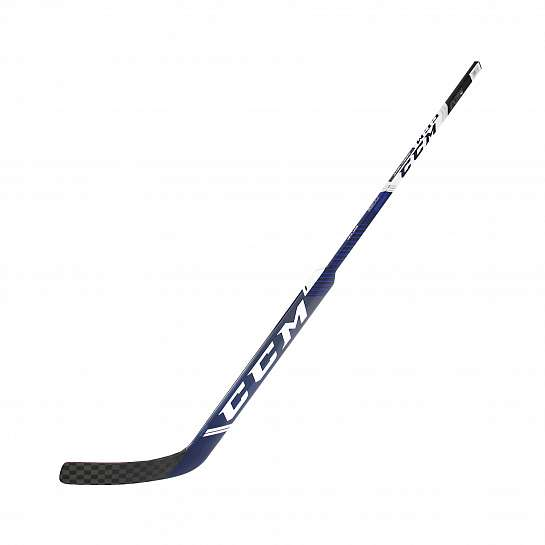 Клюшка вратаря муж.HSEF4C SR CCM EFX Sticks Goalie Navy/White Grip Corey Crawford 27""