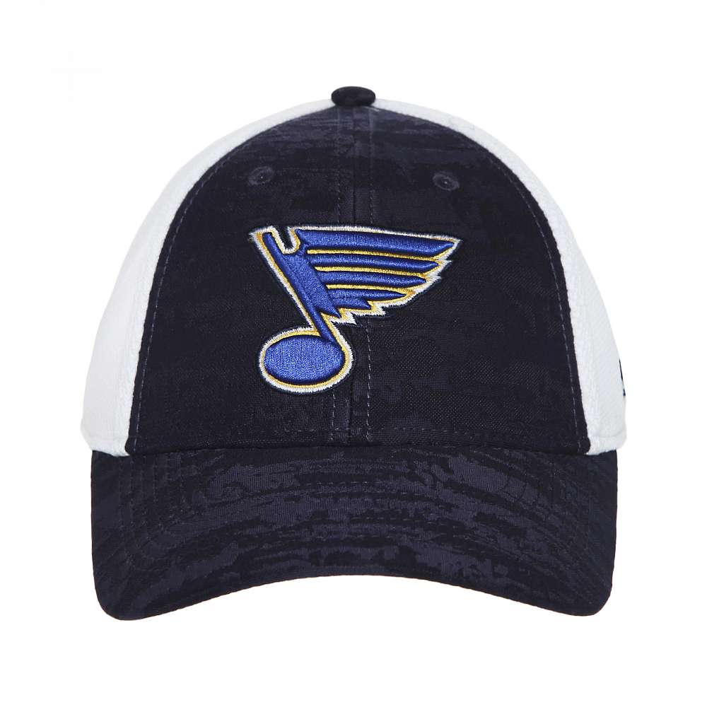 Бейсболка Saint Louis Blues, син.-бел., 56-58
