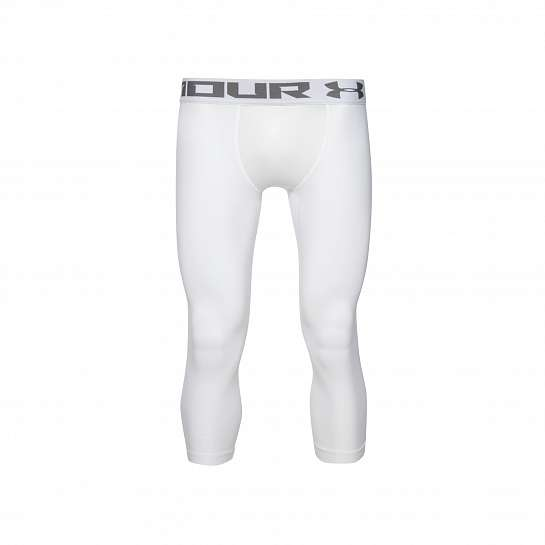 КАЛЬСОНЫ HG ARMOUR 2.0 3/4 LEGGING-WHT