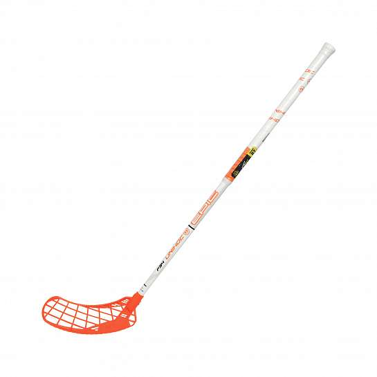 Клюшка EPIC 34 white/neon orange 87cm R