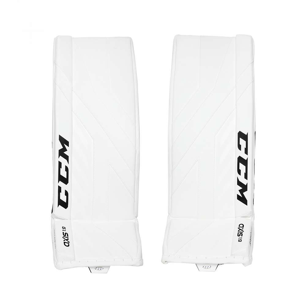 Щитки вратаря муж. GP AXIS 1.9 GOALIE PADS INT WH/WH/WH/WH
