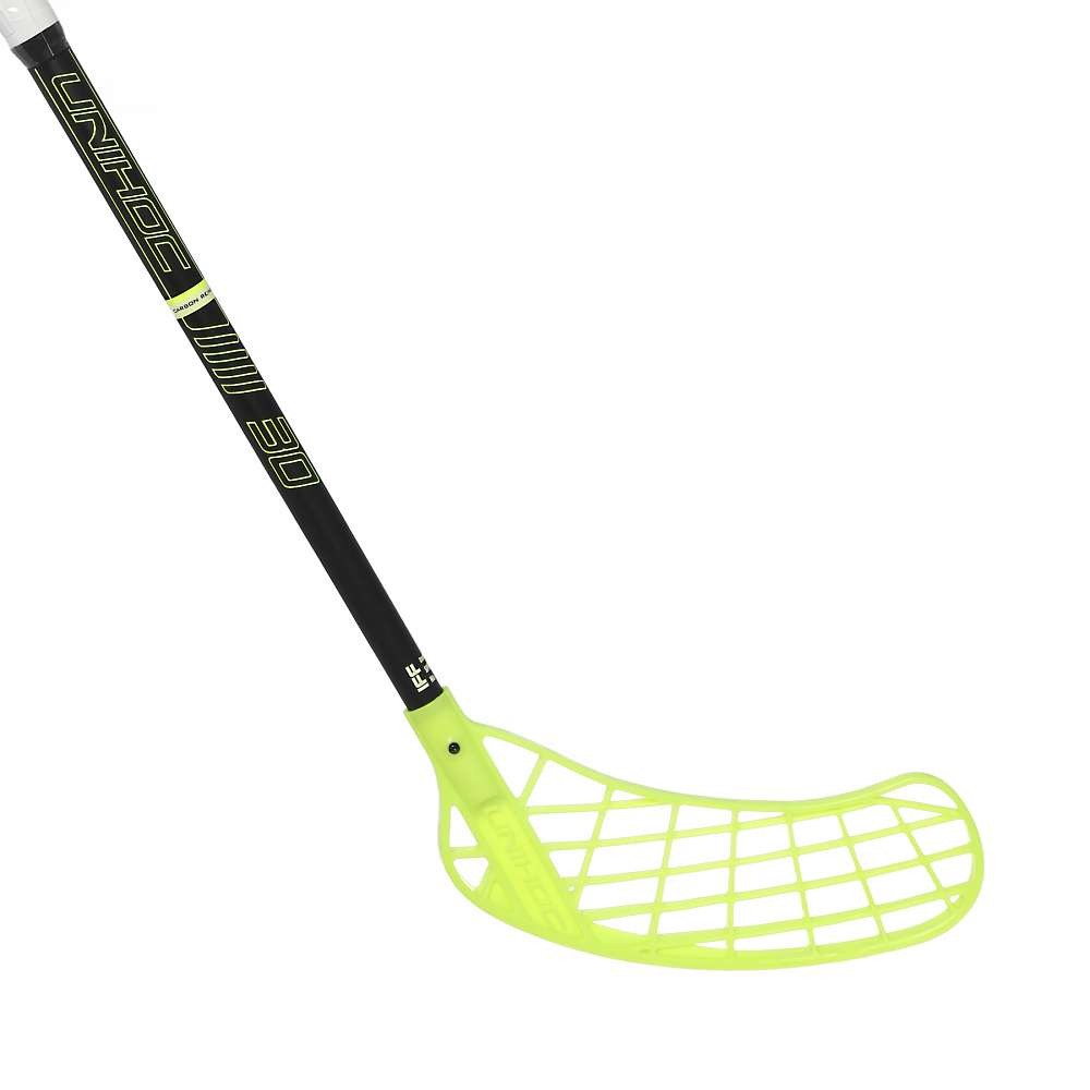 Клюшка PLAYER 30 black/neon yellow 80cm L