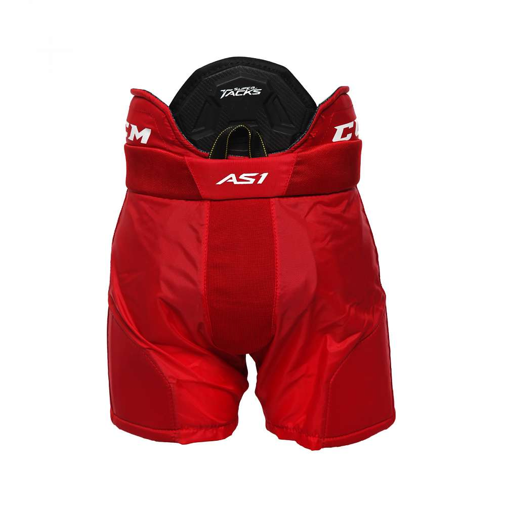 Шорты игрока дет. HPAS1 YT CCM TACKS Prot Pants Red