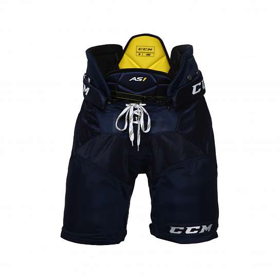 Шорты игрока дет. HPAS1 JR CCM TACKS Prot Pants Navy