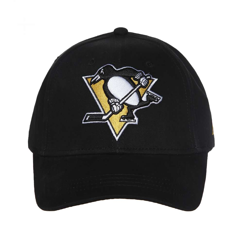 Бейсболка Pittsburgh Penguins, черн., 55-58