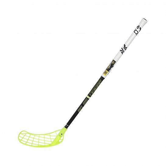 Клюшка PLAYER 30 black/neon yellow 92cm L
