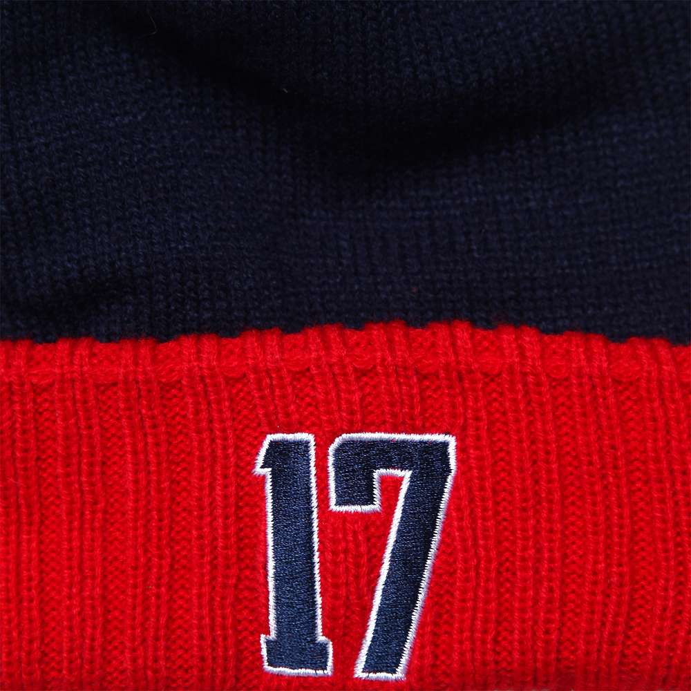 Шапка Washington Capitals №17, син.-красн., 55-58