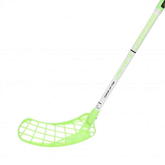 Клюшка EPIC Curve 1.0° 32 white green 87cm R