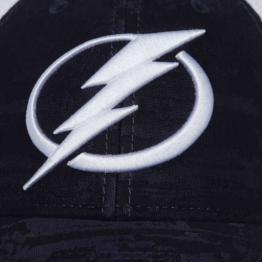 Бейсболка Tampa Bay Lightning, син.-бел., 56-58