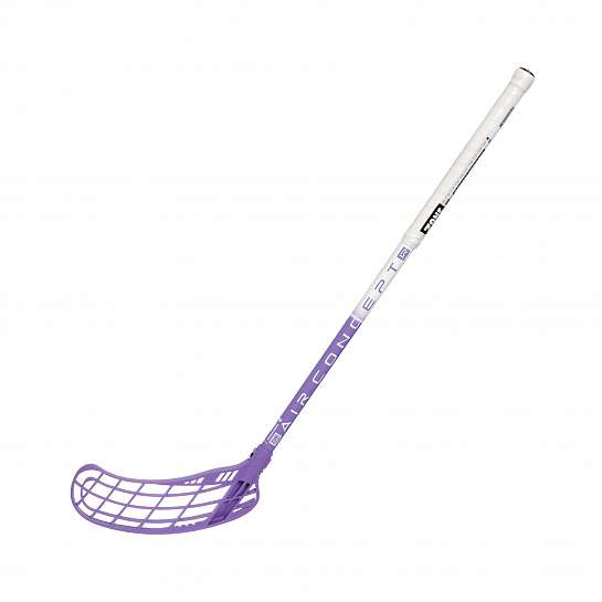Клюшка FORCE AIR JR 35 white/violet 65cm L