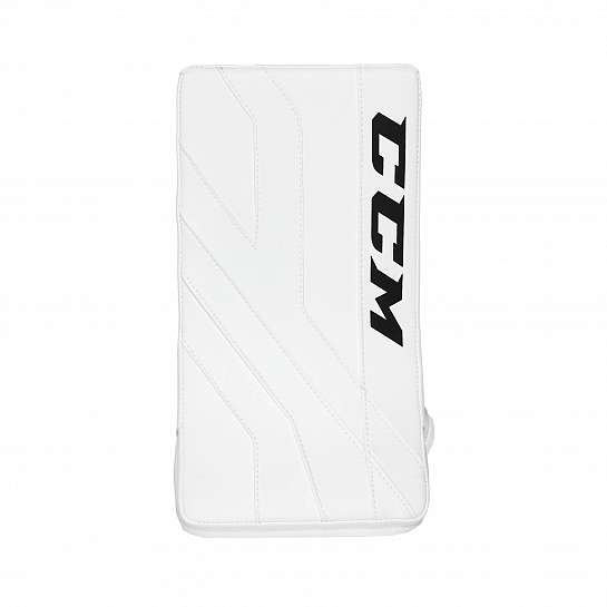 Блин вратаря муж. GB AXIS 1.9 GOALIE BLOCKER SR WH/WH/WH/WH