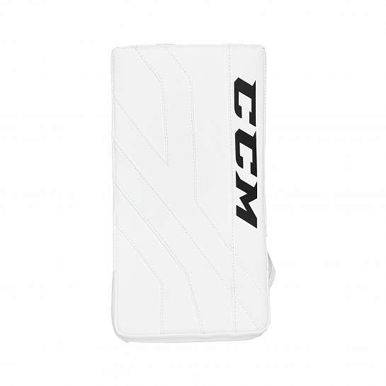 Блин вратаря муж. GB AXIS 1.9 GOALIE BLOCKER INT WH/WH/WH/WH