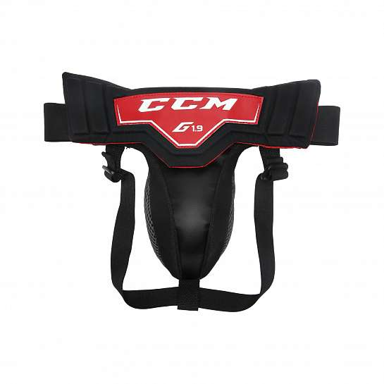 Раковина вратаря дет. GJ1.9 JR CCM Goalie Jock Black