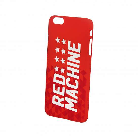 "Чехол для iPhone cover Red Machine 6 арт.RM010 ""СКА"""