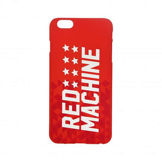Чехол на iPhone cover_Red Machine 6,арт.RM010