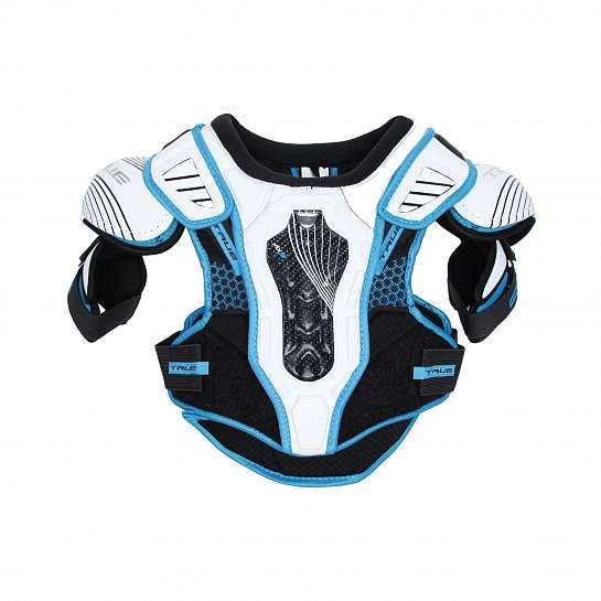 Нагрудник TRUE AX9 SHOULDER PADS SENIOR SMALL
