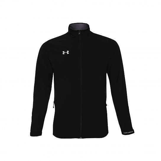 Hockey Warm Up Jacket-BLK