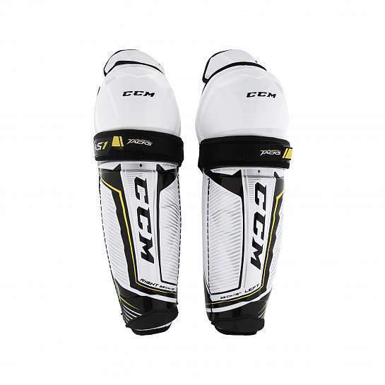 Щитки игрока муж. SGAS1 SR CCM TACKS Prot Shin Guards