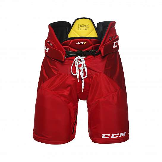 Шорты игрока муж. HPAS1 SR CCM TACKS Prot Pants Red