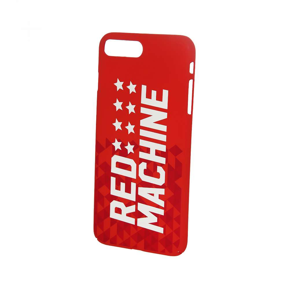 Чехол на iPhone cover_Red Machine _7+ 8+ ,арт.RM012