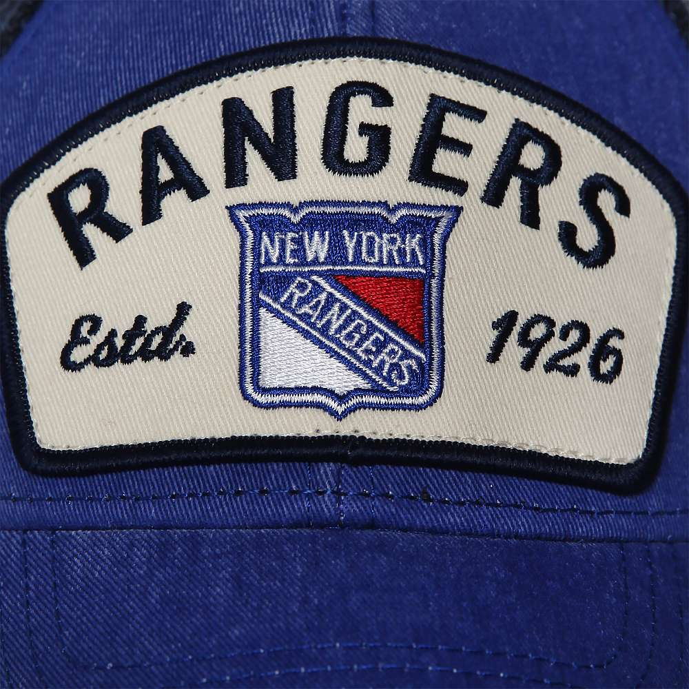 Бейсболка New York Rangers, син., 52-54 (ТМ ATRIBUTIKA&CLUB)