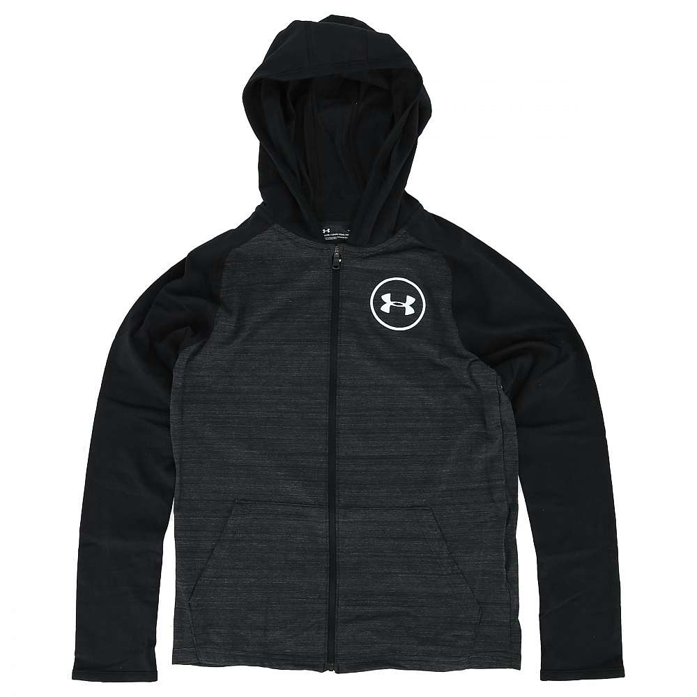 КОФТА Boys MVP Cotton Tri FZ Hoody