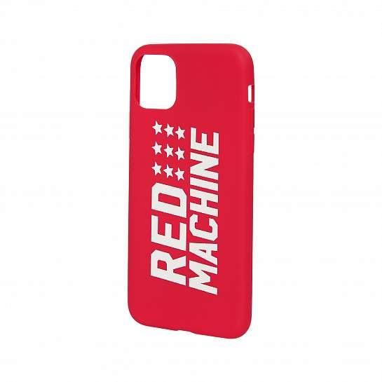 "Чехол для Iphone ""Red Machine"" 9 звезд"