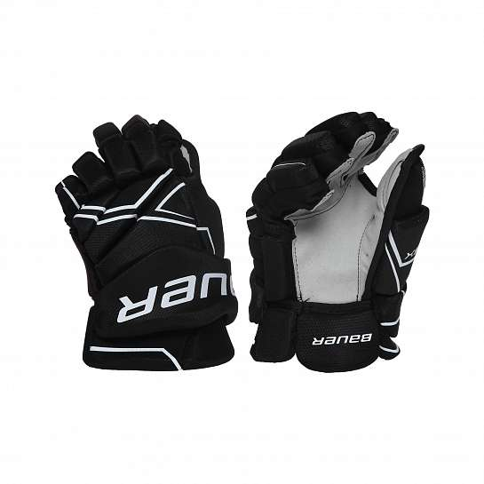 Перчатки S18 BAUER NSX GLOVES - JR BLK