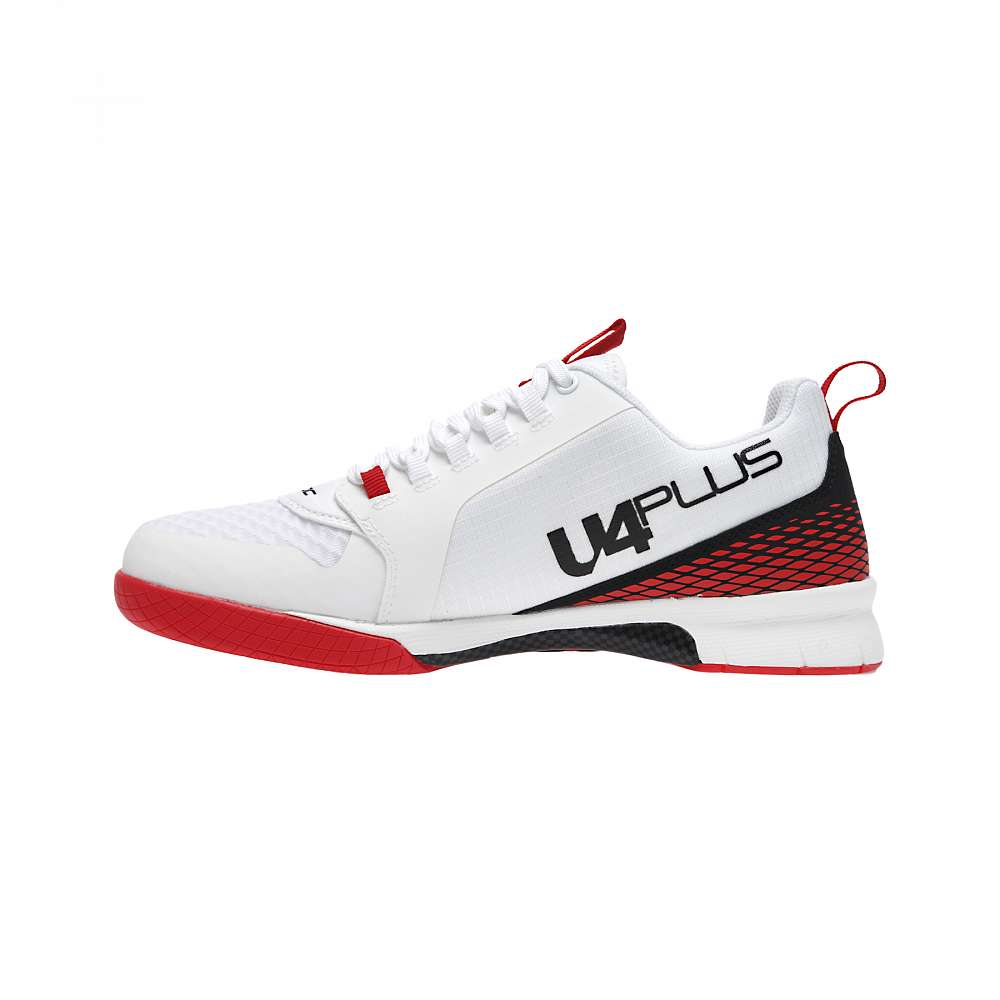 Кроссовки U4 PLUS LowCut Men white/red US9/UK8/EUR42