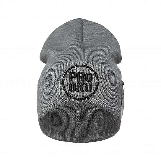 Шапка C4763 CCM RETRO AD BEANIE Athletic Grey