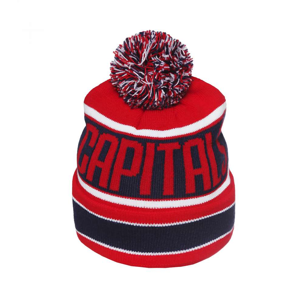 Шапка Washington Capitals, син.-красн., 55-58