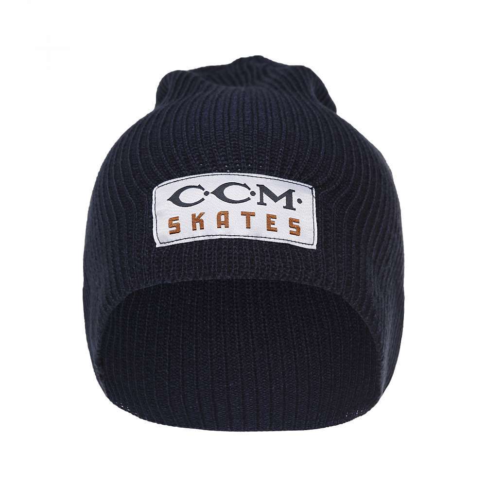 Шапка C4857 VINTAGE BEANIE KNIT French Navy