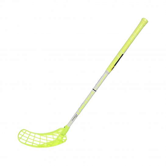 Клюшка EPIC Youngster 36 neon yellow/white 75cm L