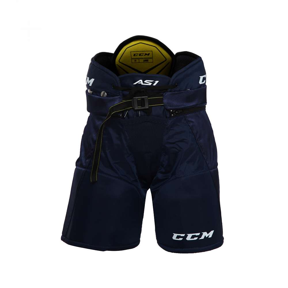 Шорты игрока дет. HPAS1 YT CCM TACKS Prot Pants Navy